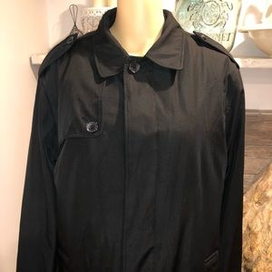 Michael Kors men's trenchcoat size medium
